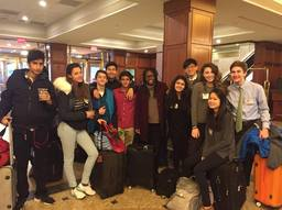 UNIS Attends Harvard Model UN Conference
