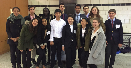 Model UN Takes on Annual Stuyvesant Conference