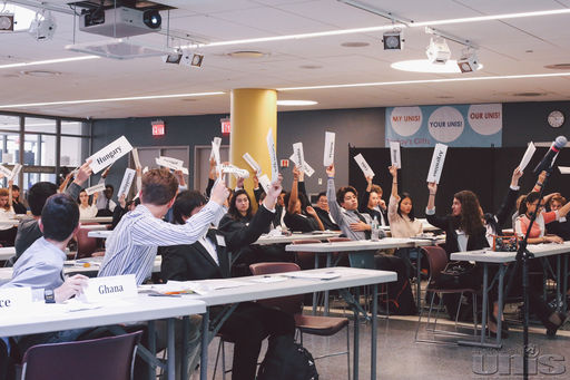 Model UN Club Gears Up for A Big Year