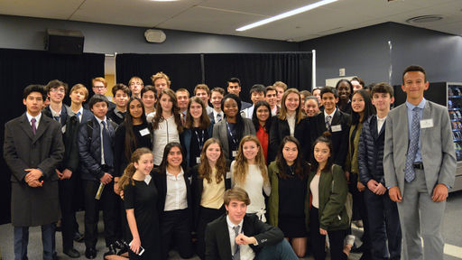 Model UN Club Hosts Their Largest Conference Ever