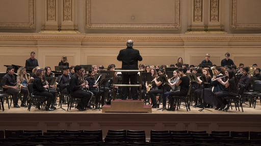 UNIS Students Shine at Carnegie Hall Performance