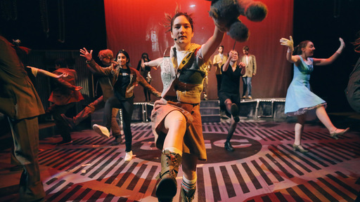 Tut House Deliver Triumphant Performance of Urinetown