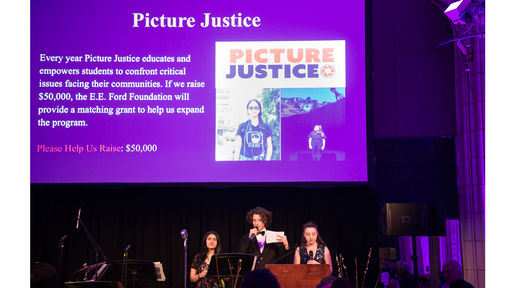 Second Annual UNIS Gala Raises Funds to Expand Picture Justice and Other Critical Programs