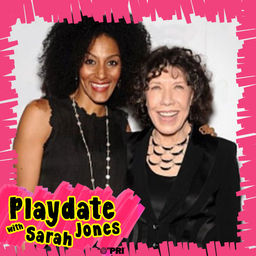 UNIS Alum Sarah Jones Interviews the Legendary Lily Tomlin for Her Award Winning Podcast